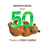 cover of Brown Bear turns 50