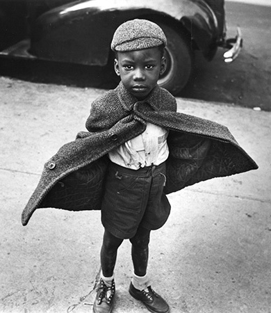 Jerome Liebling child photo